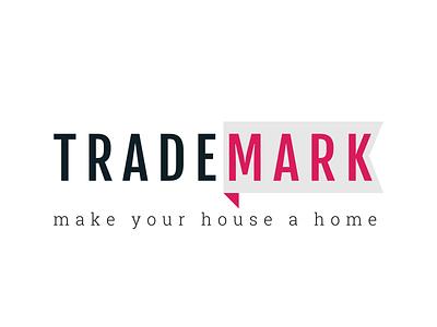 TradeMark Logo Design Concept 2 typography graphic design identity branding logo design brand concept icon vector logo
