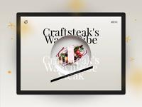Chef's website animation