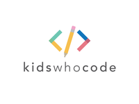 Kids Who Code Logo