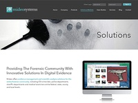 Mideo Website Solutions Page
