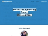Software Engineer Portfolio