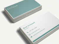 Business Card Updates