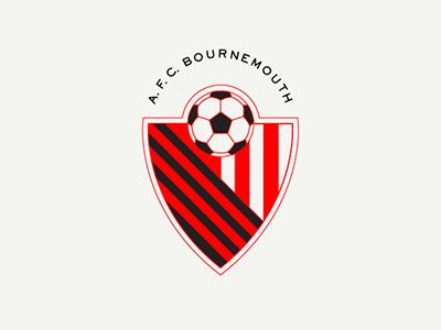 Bournemouth england sports logo badge crest soccer football