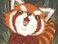 Joy Of Red Panda