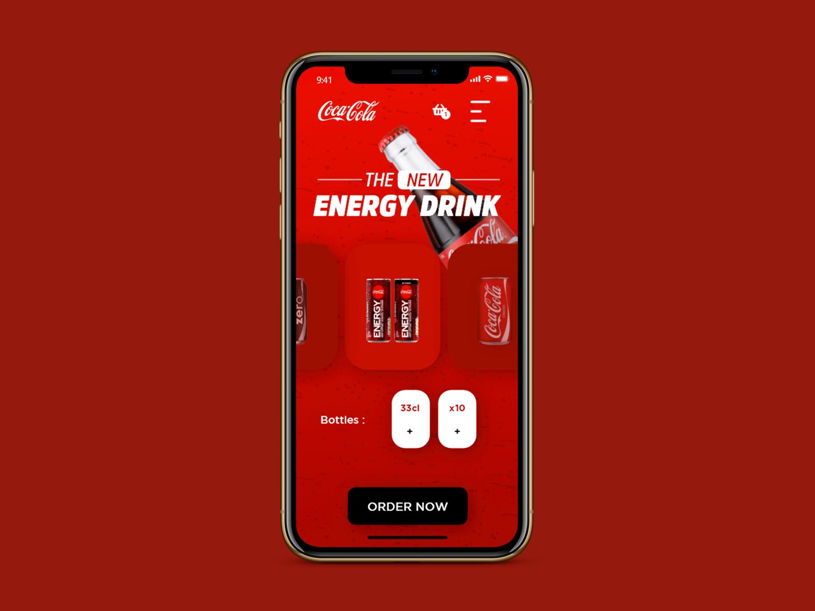 Coca Cola App