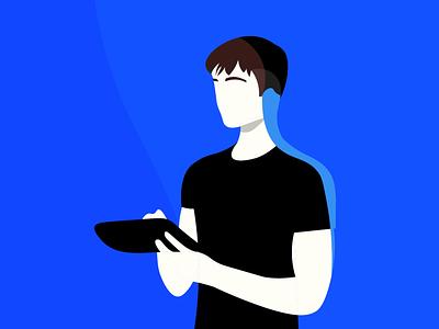 Digital designer Alex (Me) digital designer alex digital illustration minimal illustration digital art minimal illustration