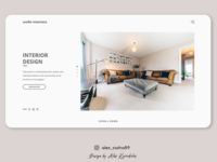 Wolfe Interiors Landing page