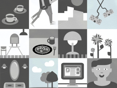 Simply grey life (Icons/Images) 2