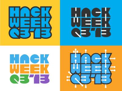 Hackweek q3 arrange