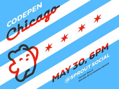 Talking @ CodePen Chicago