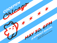 Talking @ CodePen Chicago