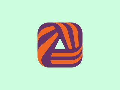 Swivel abstract logo
