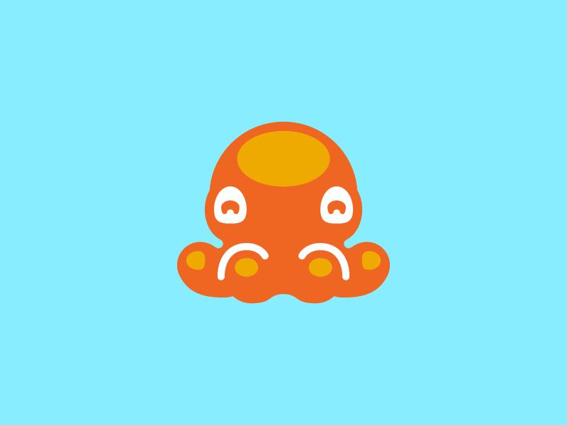 Octopus adorabilis dribb