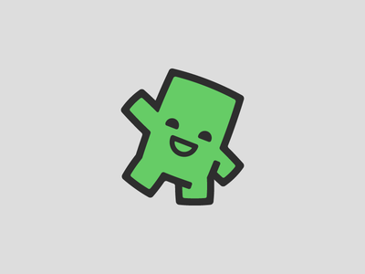 Pre mascot logo character cute logo