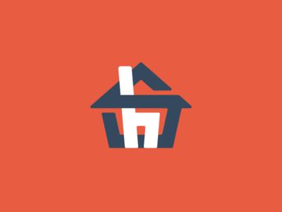 Smalhaus house logo
