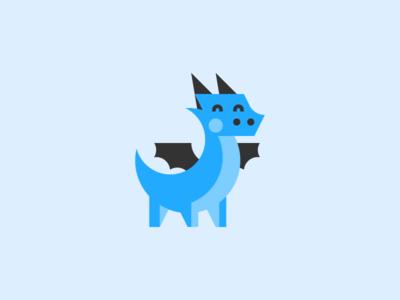 BenCodeZen dragon mascot dragon logo