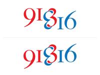 913/816 Ligature