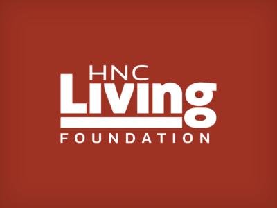 HNC Living Foundation logo logo