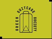 Green Suitcase Society logo logo