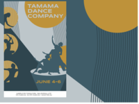 TaMaMa Dance Company Poster