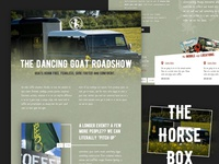 Dancing Goat - Textured Goodness