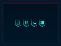 Cyberpunk Icons