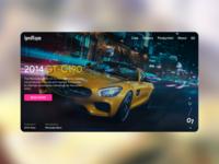 SpeedWagon- Car info website