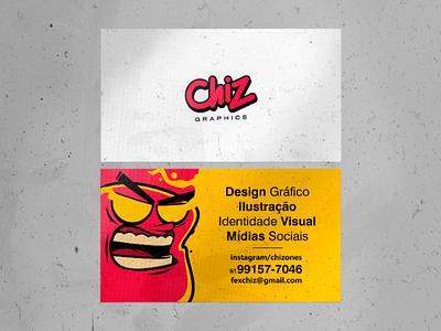 Chizones Graphics® graphics mockup ilustration ilustração