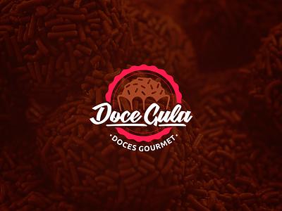Logo Doce Gula brand logo
