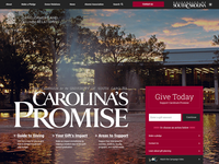 The University of South Carolina