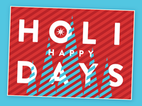 Holiday Card 2018 - Red