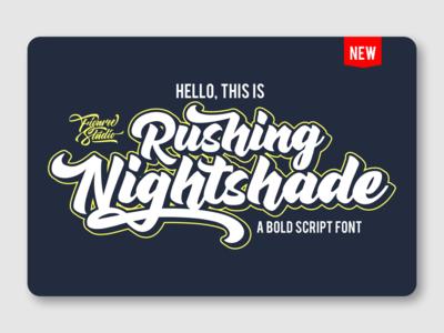 Rushing Nightshade