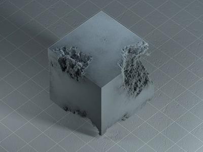 fog05 c4d decay 2030 arsham mist concrete octane volume fog