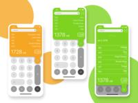 Daily UI | D04 Calculator