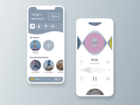 Daily UI | D09 Music Player