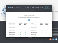 VoipCo pricing
