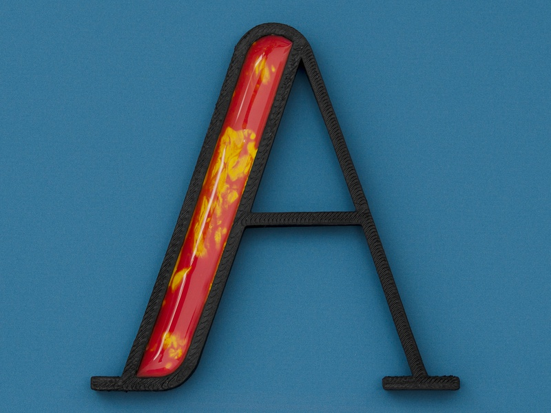 A for Acquoso (Watery)