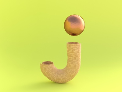 J for Jute