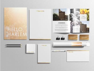 The Parkmor Brand Identity