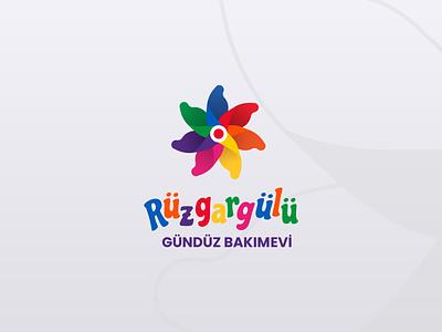 Rüzgargülü Logo design vector logotype creative design brand identity brand design creative logo astaamiye logo design logo graphic design icon design creative branding