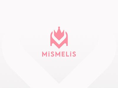Mismelis Logo Design mismelis logo design branding creative creative design creative logo branding design brand identity m letter logo queen love brand design brand logo astaamiye