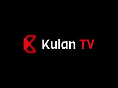 Kulan TV Logo Design icon design graphic design branding creative astaamiye creative design creative logo tv logo visual design visual identity branding design brand identity logo design branding brand design logo design