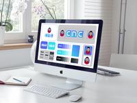 CNC Logo Design