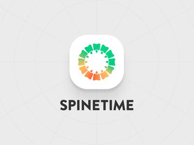 Spinetime Mobile App Logo
