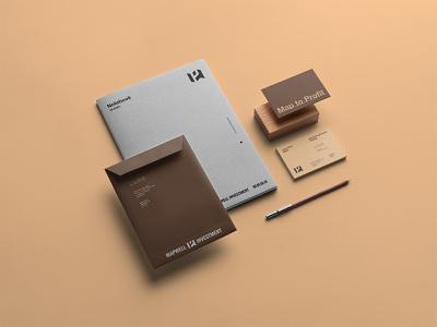 Mapwell Investment Branding Pt 15 visualidentity branddesign logodesign layout vi typography logo branding