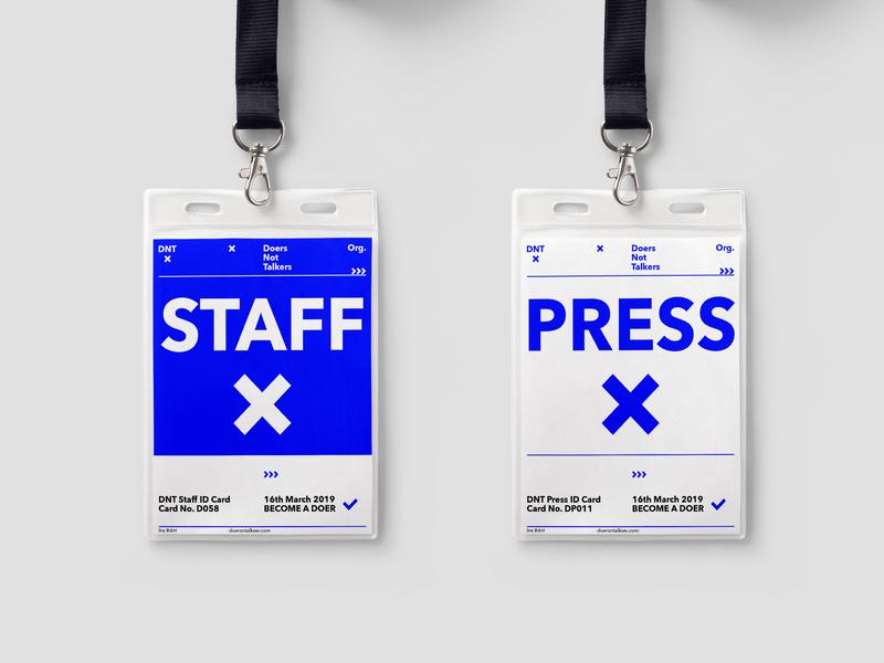 DNT Branding Part 10 card typography vi logo branding design