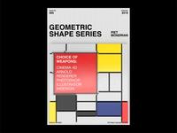 Geometric Shape Series 005