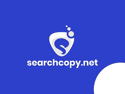 Searchcopy.net logo design logo design logo