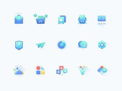 Icon Set typography logo vector analysis iconography dashboard icons ui icon illustration