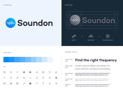 Soundon_Branding